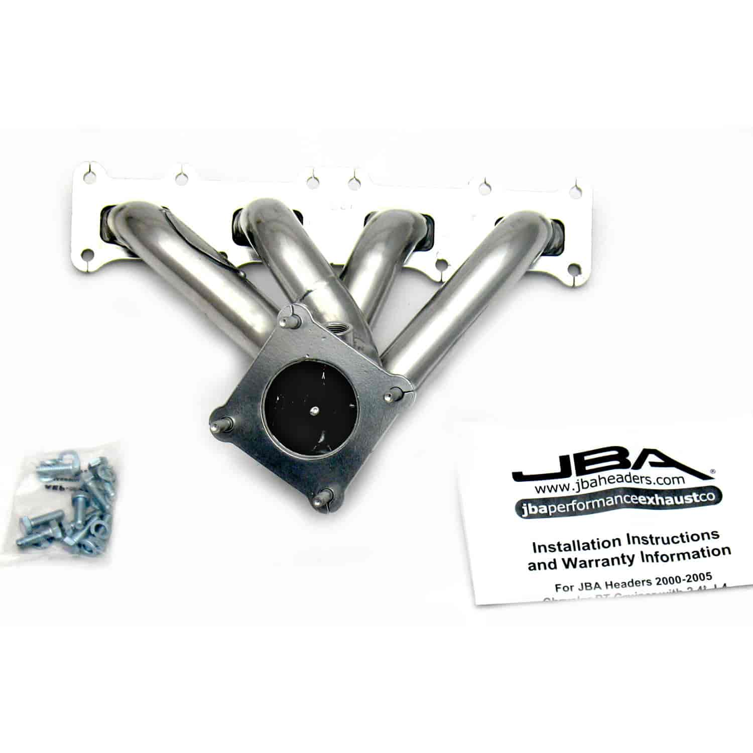 JBA 1937SJS - JBA Mopar Shorty Headers