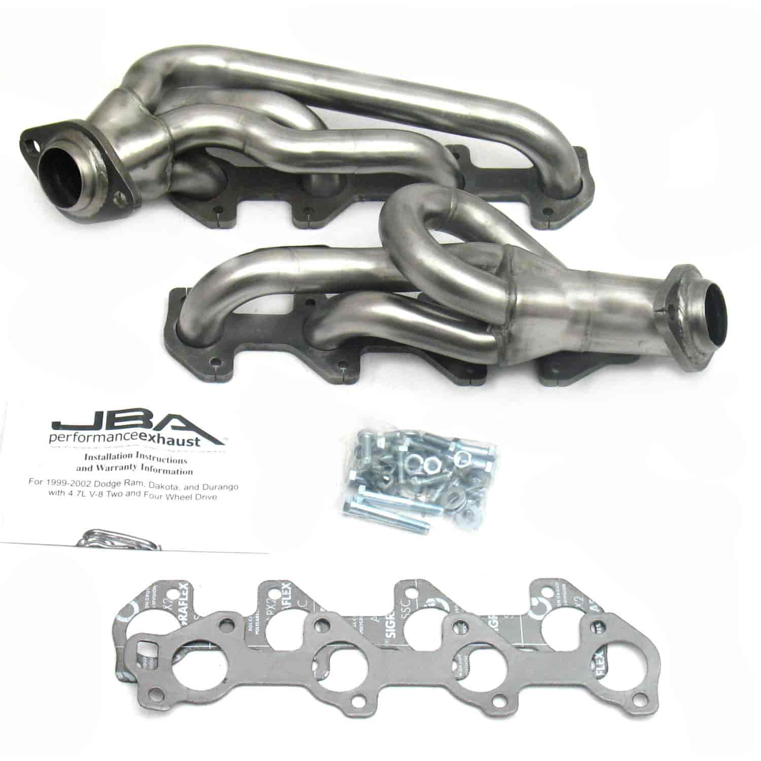 JBA 1949S - JBA Mopar Shorty Headers