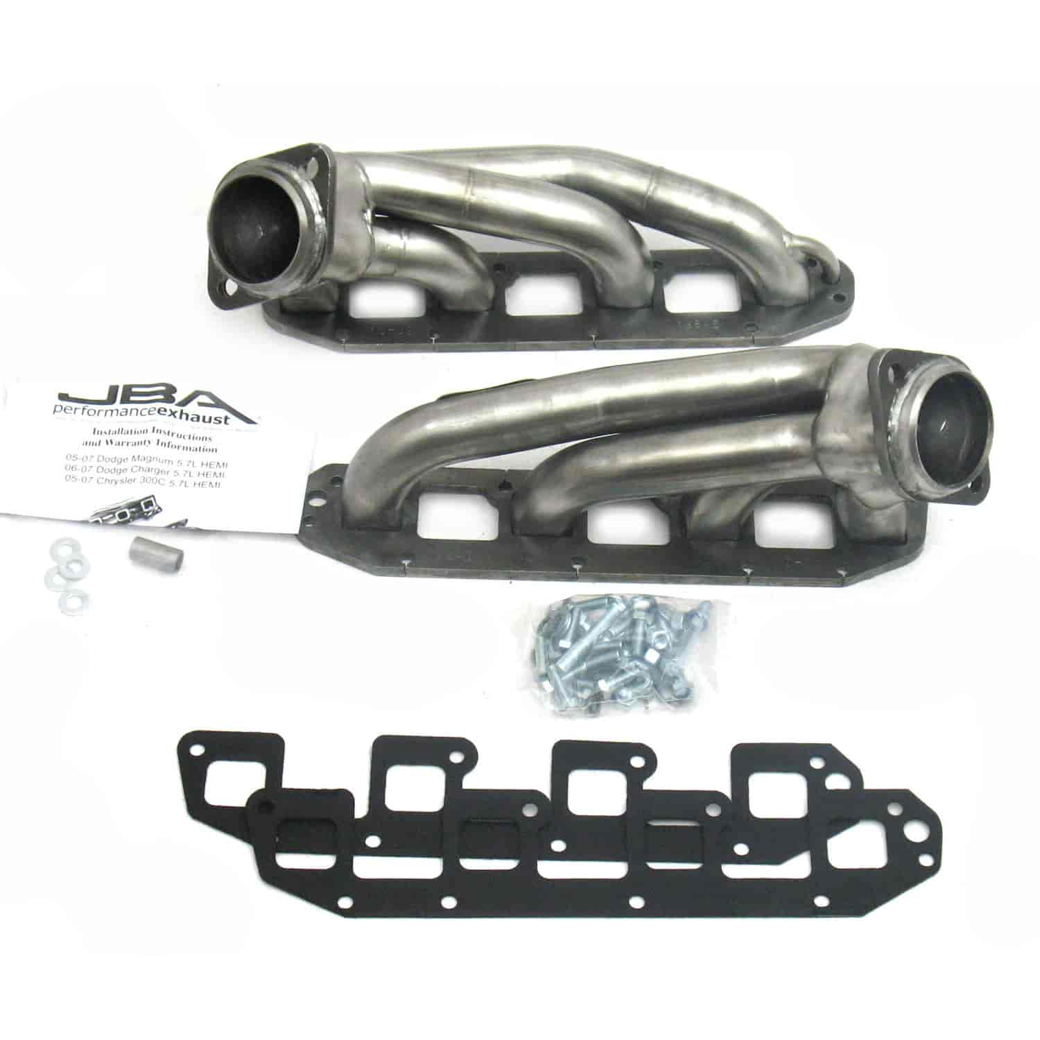 JBA 1964S - JBA Mopar Shorty Headers
