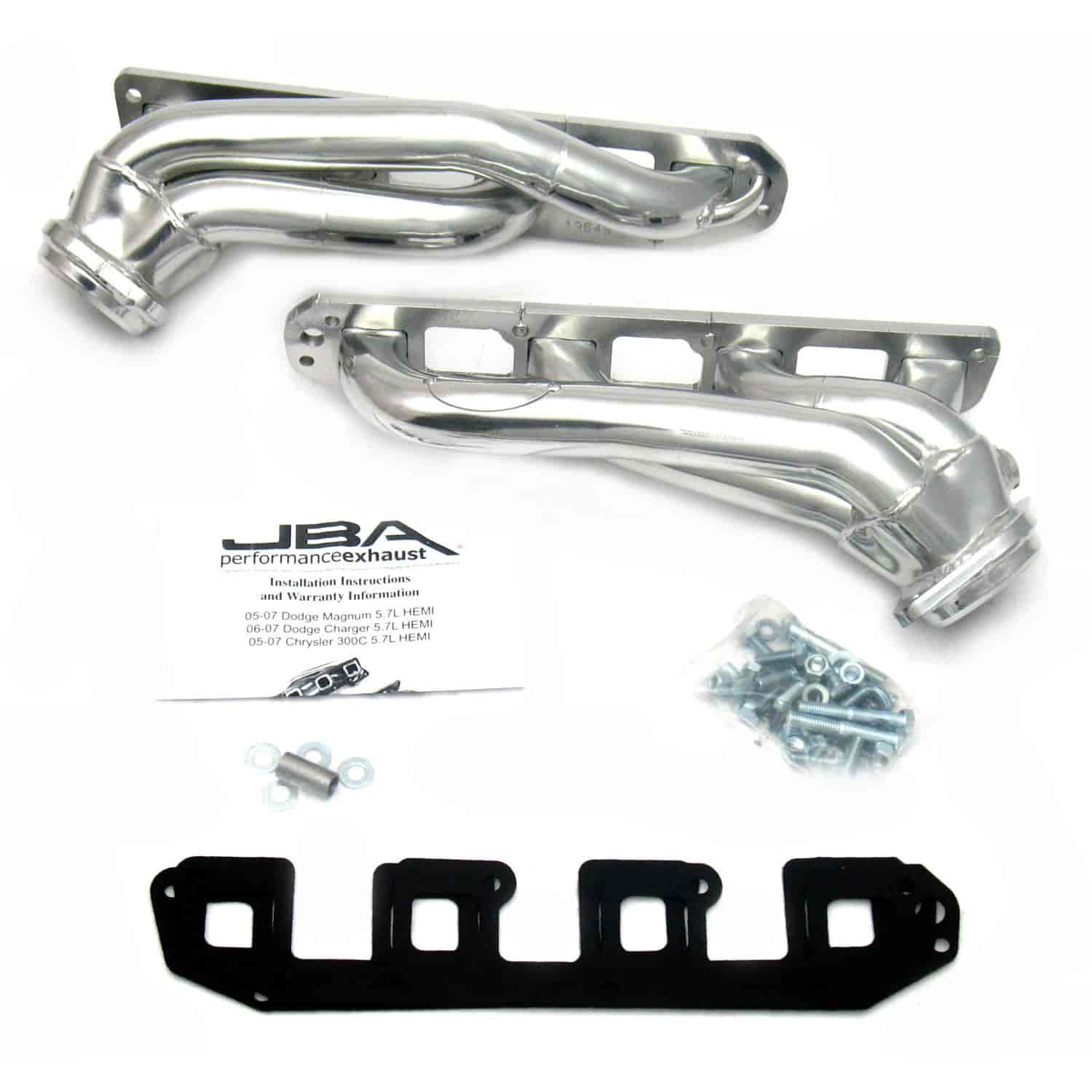 JBA 1964SJS - JBA Mopar Shorty Headers