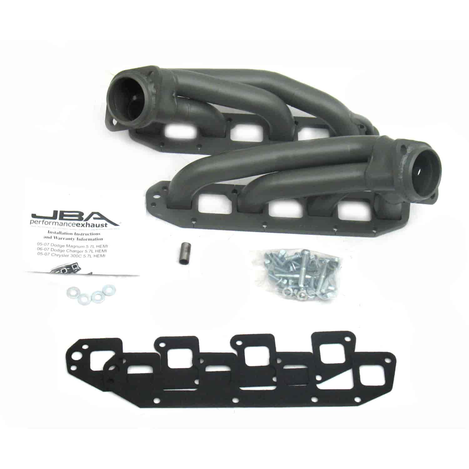 JBA 1964SJT - JBA Mopar Shorty Headers