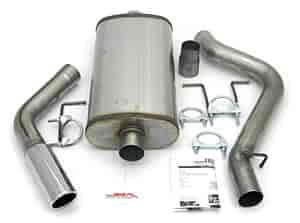 JBA 40-1505 - JBA Truck & SUV Cat Back Exhaust Systems