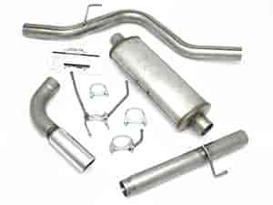 JBA 40-1520 - JBA Truck & SUV Cat Back Exhaust Systems