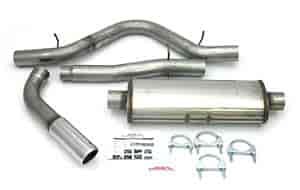 JBA 40-1532 - JBA Truck & SUV Cat Back Exhaust Systems