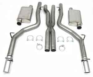 JBA 40-1601 - JBA Car Exhaust Systems