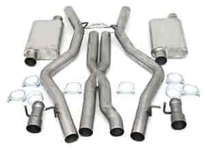 JBA 40-1665 - JBA Car Exhaust Systems