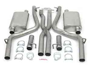 JBA 40-1666 - JBA Car Exhaust Systems