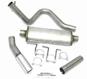 JBA 40-2501 - JBA Truck & SUV Cat Back Exhaust Systems