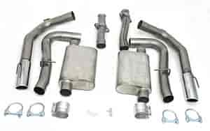 JBA 40-2625 - JBA Car Cat Back Exhaust Systems