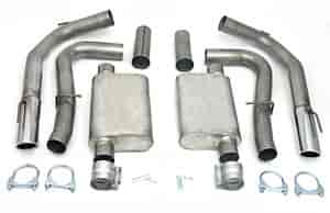 JBA 40-2626 - JBA Car Cat Back Exhaust Systems