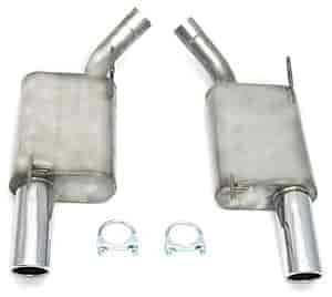 JBA 40-2627 - JBA Car Cat Back Exhaust Systems