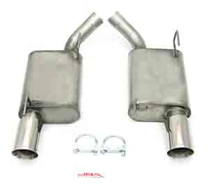 JBA 40-2629 - JBA Car Exhaust Systems