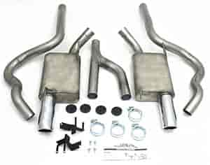JBA 40-2630 - JBA Car Cat Back Exhaust Systems
