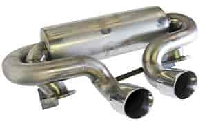JBA 40-2636 - JBA Car Cat Back Exhaust Systems