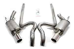 JBA 40-2642 - JBA Car Cat Back Exhaust Systems