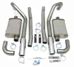 JBA 40-2655 - JBA Car Exhaust Systems