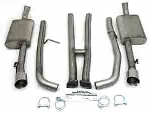JBA 40-3110 - JBA Car Cat Back Exhaust Systems