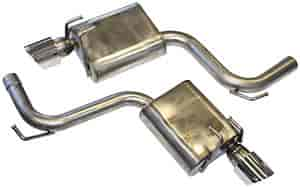 JBA 40-3116 - JBA Car Cat Back Exhaust Systems