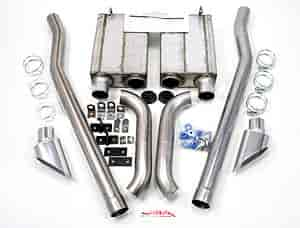 JBA 50-2651 - JBA Car Exhaust Systems