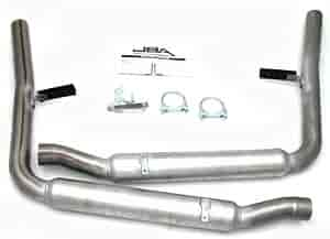 JBA 50-2652 - JBA Car Cat Back Exhaust Systems