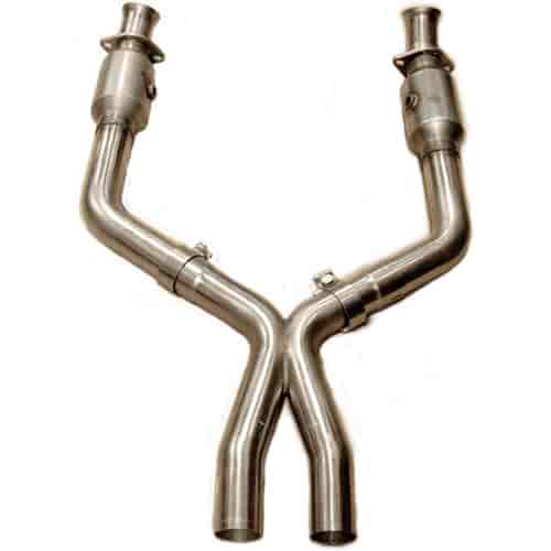 Kooks Custom Headers 6023-CX - Kooks Ford Off-Road Midpipes