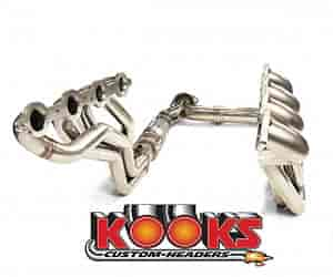 Kooks Custom Headers 6311-CC - Kooks GM Header/Midpipe Exhaust Systems