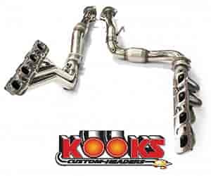 Kooks Custom Headers 6920-CC - Kooks Mopar Header/Midpipe Exhaust Systems