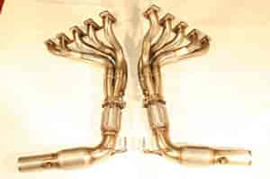 Kooks Custom Headers 6922-CC - Kooks Mopar Header/Midpipe Exhaust Systems