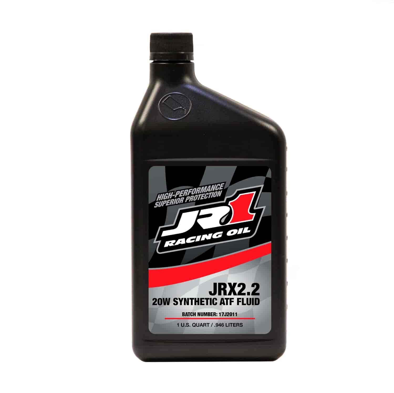 Jr1 racing oil jr2 2 20w jrx 2 2 20w synthetic for 20w 50w motor oil