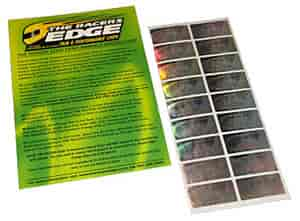 Racers Edge PERFCHIP18 - The Racers Edge Pain / Energy Chips