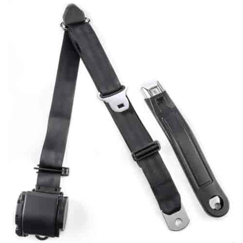 Retro Belt 3P-BLK-PB