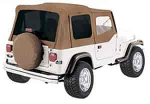 Rampage 772917 - Rampage Spare Tire Covers