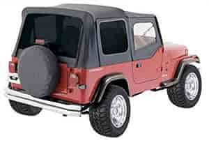 Rampage 773215 - Rampage Spare Tire Covers