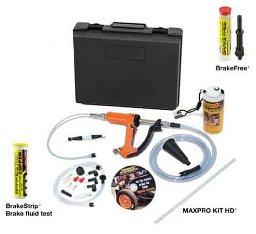 phoenix systems 2001hd b maxprohd brake clutch bleeder kit ebay. Black Bedroom Furniture Sets. Home Design Ideas