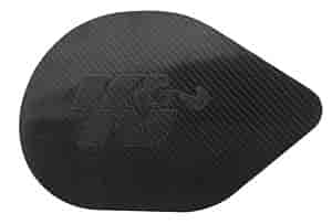 K&N 100-8519 - K&N Carbon Fiber Pro-Stock Scoop