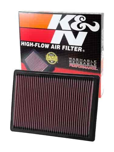 k n 33 2295 hi performance o e style replacement filter. Black Bedroom Furniture Sets. Home Design Ideas