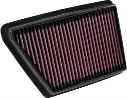 K/&N 33-2017 High Performance Replacement Air Filter