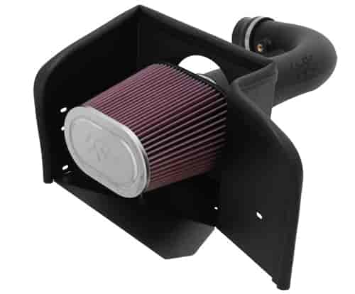 K&N 57-1529 - K&N High-Flow Cold Air Intake Systems (Truck/SUV/Powersports)
