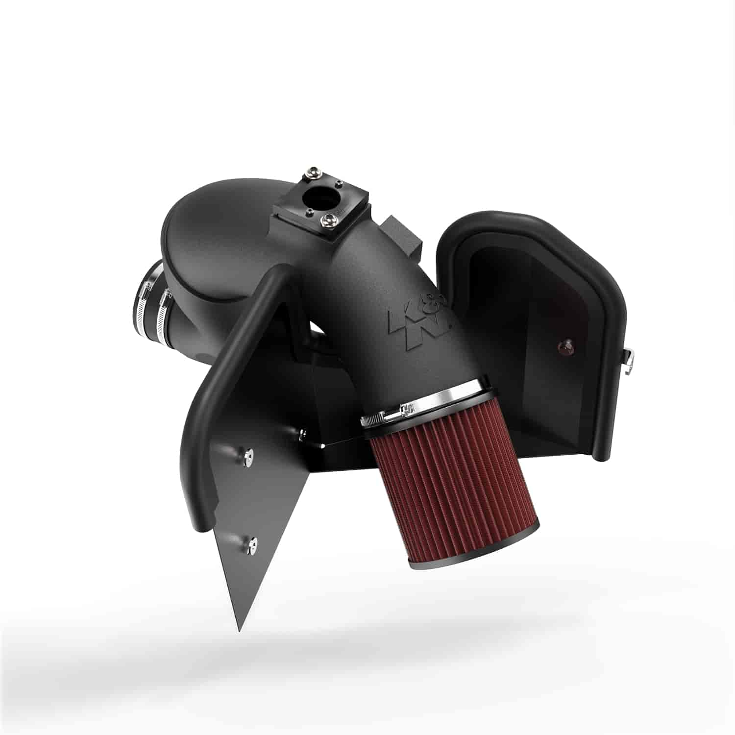 K&N 57-1557 - K&N High-Flow Cold Air Intake Systems (Truck/SUV/Powersports)