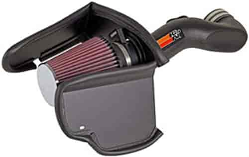 K&N 57-3061 - K&N High-Flow Cold Air Intake Systems (Truck/SUV/Powersports)