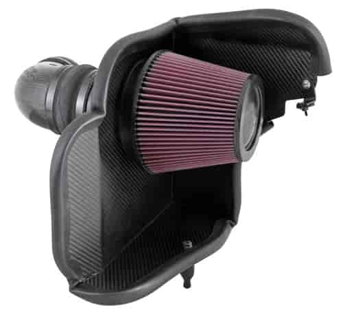 K&N 63-3079 - K&N High-Flow Cold Air Intake Systems (Car)