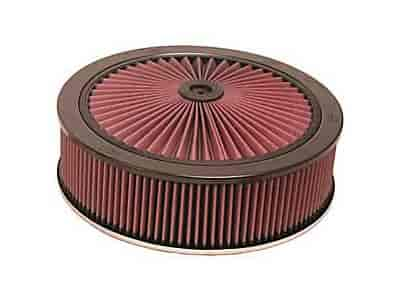 K&N 66-3080 - K&N X-Stream Air Flow Filter Assemblies, Tops and Elements