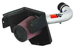 K&N 77-1553KP - K&N Aluminum High-Flow Intake Systems