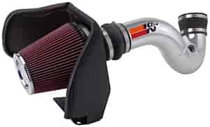K&N 77-3050KP - K&N Aluminum High-Flow Intake Systems