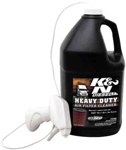 K&N 99-0638 - K&N Recharger Filter Care Service Kits