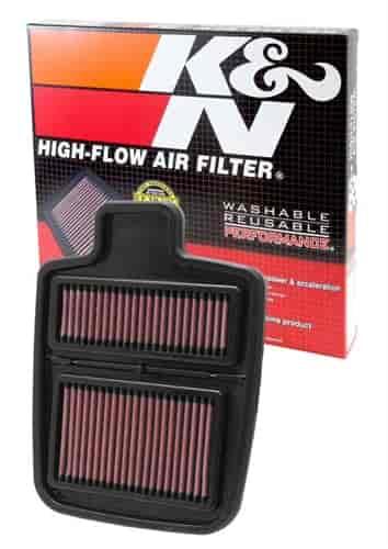 K Amp N Ac 7009 Utv Replacement Air Filter 2008 2013 Arctic