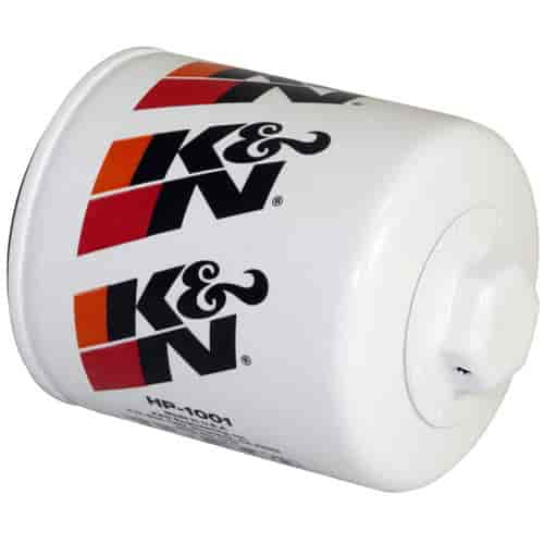 K&N HP-1001 - K&N HP Series Performance Gold Oil Filters