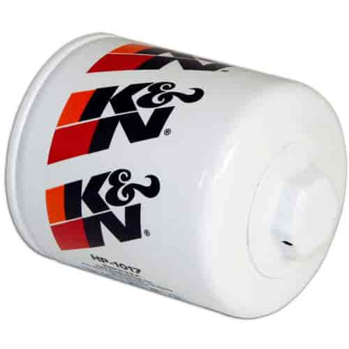 K&N HP-1017 - K&N HP Series Performance Gold Oil Filters