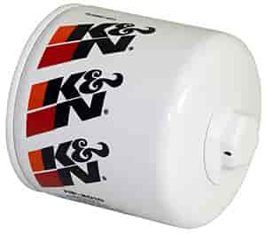 K&N HP-2010 - K&N HP Series Performance Gold Oil Filters