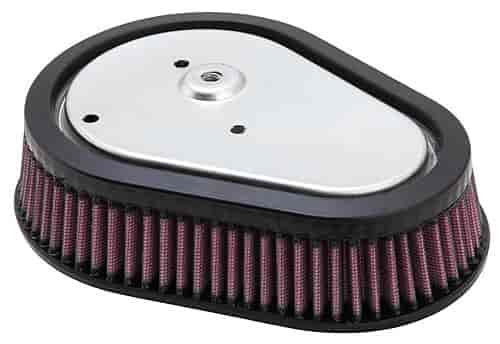 Harley Davidson Performance Air Cleaner : K n hd high performance replacement air filter